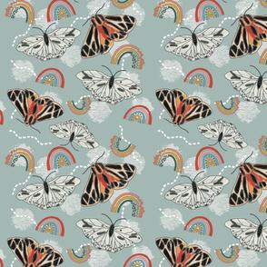 Butterflies___Rainbows