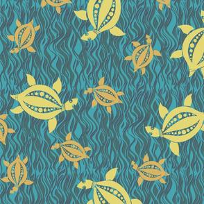 Turtle: seagreen