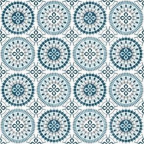 Blue motifs-nanditasingh