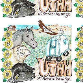 UTAH at home on the range