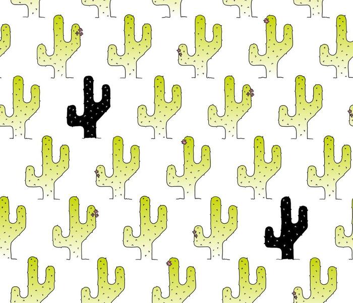 Cacti On the Range