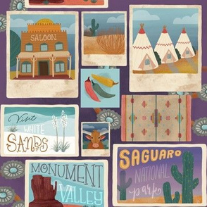 Postcards from the Road {Desert Sage}