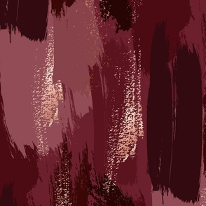 Burgundy gold texture