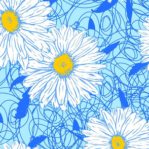 pattern_daisy