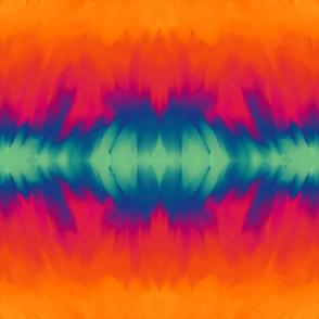 Tie-dye. Modern abstract pattern