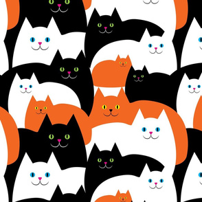 The Orange Cat - Small Scale