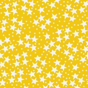 Space Stars-Yellow