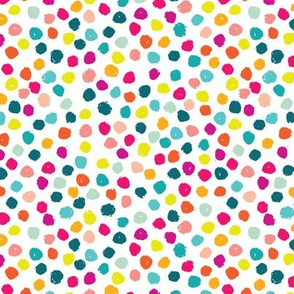 Sketched Dots Fruit Punch