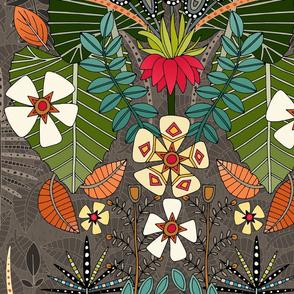 tropical moth paradise sandalwood large