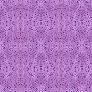 violet elderberries natural pigment hand-painted abstract