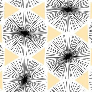 Pinwheel in Black