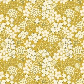 Prairie tonal Yellow by DEINKI