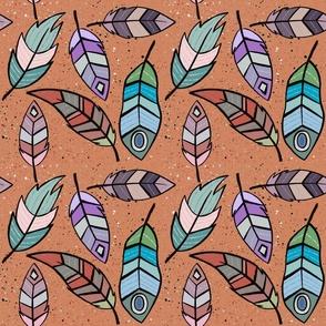 Desert Feathers