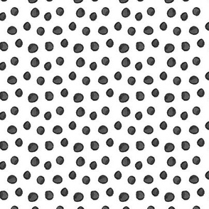 Pencil Dot black and white