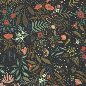 Dark Botanical