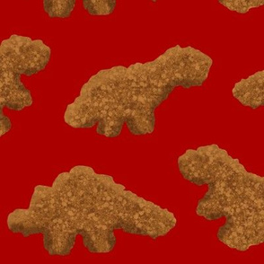 Dino Nuggets, Red