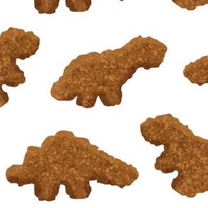 Dino Nuggets, White