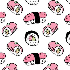 Sushi (white) big