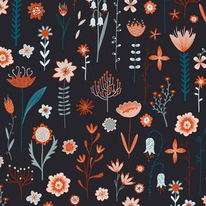 Flowers Of The Summer Dark