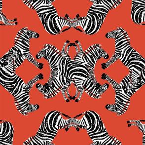 Zebraba China Red
