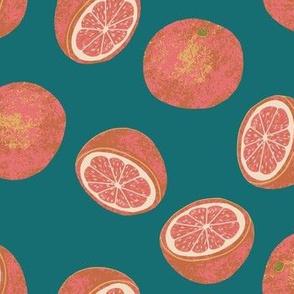Oranges color way 1