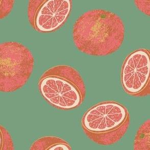 Oranges color way 2