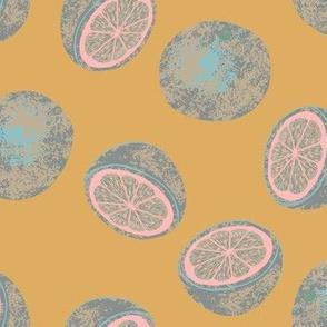 Oranges color way 3