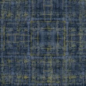 Tie Dye Blues _ Yellows