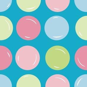 Bubbles Geometric