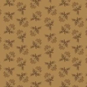 berry flower bud beige 2063-22