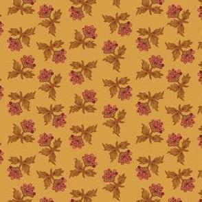 berry flower bud yellow 2063-61