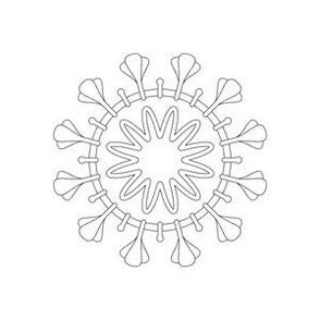 11566393 © coronavirus : patch