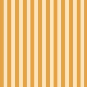 "Gold and Cream 1/4"" Stripes SPSQFall21"