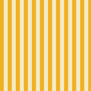 """Honey gold and Deep Teal 1/4"""" Stripes"""