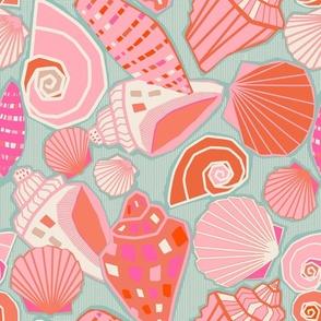 'She sells seashells by the sea shore'