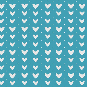 Summer Love in light Blue
