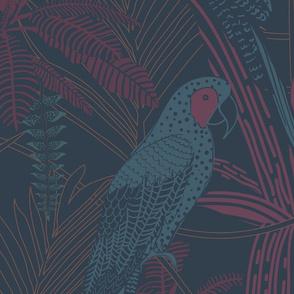 night parrots