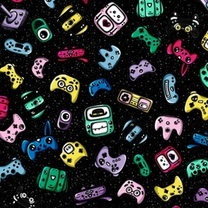 Happy Games Black - LG