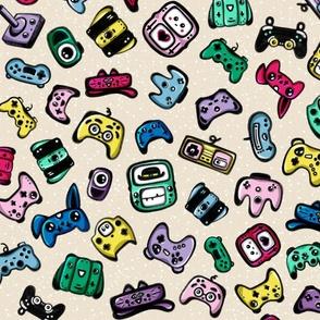 Happy Games Cream - LG