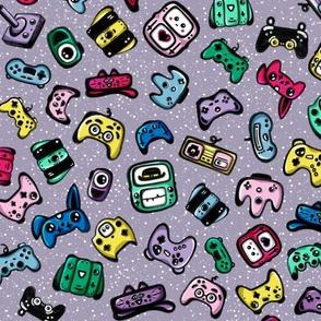 Happy Games Purple - LG