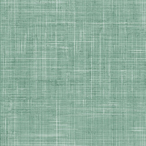eucalyptus green solid with linen texture