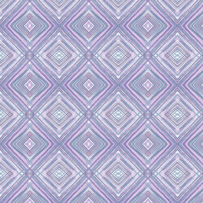 Grey and Purple Intersection