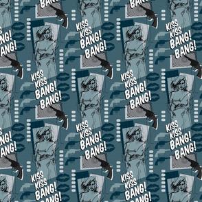 Kiss Kiss Bang Bang (medium scale)