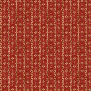 tulip stripe red 2060-16