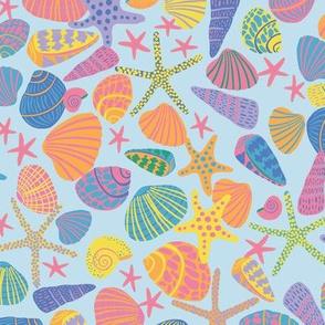 Sweet Seashells - Medium Scale