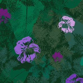 Moody Tropical large scale pattern