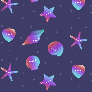 Seashells in Space?