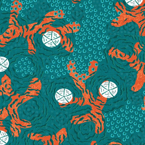 Coral Reef Turquoise