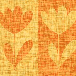 6 Dude Ranch Flower Stripes