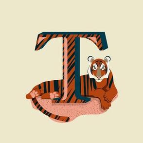 T - Tiger